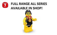 LEGO Minifigures Nuoto CHAMPION 7 (Series 8831) Nuovo Sigillato in Fabbrica