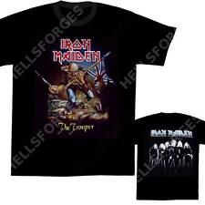 IRON MAIDEN : T-SHIRT The Trooper #2 XL - NEUF tee