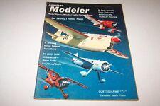 JULY 1960 AMERICAN MODELER model magazine