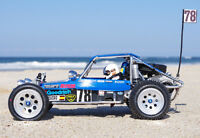 TBG WILD ONE FAST ATTACK BODY vintage tamiya