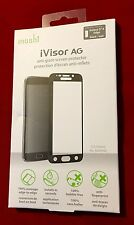 Moshi Black iVisor AG Screen Protector for Samsung Galaxy S6 Edge