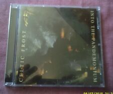 CELTIC FROST-INTO THE PANDEMONIUM CD METAL 2006 ISSUE
