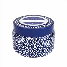 CAPRI BLUE Modern Mint #41 Printed Travel Tin Fragrance Candle 8.5 oz NEW