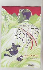 DYNAMITE COMICS JAMES BOND 007 BLACK BOX #1 MARCH 2017 VARIANT D 1ST PRINT NM