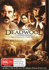 Deadwood: Season 1 * NEW DVD * (Region 4 Australia)