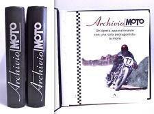 ARCHIVIO MOTO - 2 Volumi - Edizione limitata N. 405 - Ediz. Archivio