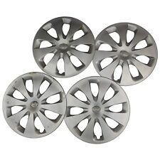 "2012-2014 Toyota Prius C SET of 4 Mag Wheel Cover 15"" inch 8-Spoke 42602-52540"