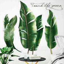 Tropical Banana Leaf Removable Wall Sticker Vinyl Decal Baby Kids Nursery Decor