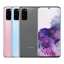 "NEW Samsung Galaxy S20 5G SM-G9810 6.2"" 12GB / 128GB GSM ONLY Dual SIM UNLOCKED"