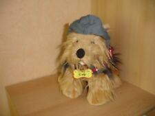 Build A Bear Hund mit Mantel und Kapuze aus einer Sammlung