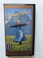 The Sound of Music (VHS, 1996, THX Digitally Mastered) Widescreen series