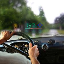 Car Auto Projector HUD GPS Head Up Display Windshield Speed Warning Speedometer