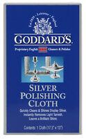 Goddard's 707684 Silver Polishing Cloth