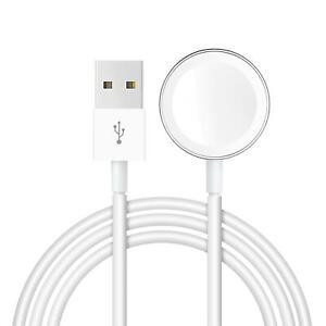 Lade Kabel Für Apple Watch 1 2 3 4 5 6 SE Ladestation Ladegerät Kabellos Dock
