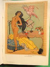 LE SPLEEN DE PARIS BAUDELAIRE ILLS EDITH FOLLET 1929 NILLSON LOTUS MAROQUIN