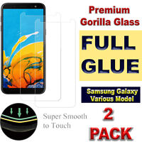 GORILLA TEMPERED GLASS FILM SCREEN PROTECTOR FOR SAMSUNG GALAXY J8,J4+,J6+ 2018