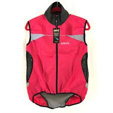 Proviz Womens Reflective Vest Gilet High Visibility Water Resistant Pink Size 12