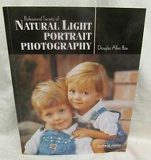 Professional Secrets of Natural Light Portrait Photography by Box, D.