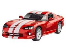Dodge Viper GTS Scala 1:25, Livello 4, Revell Modello Auto Kit di Costruzione