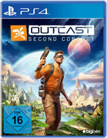 Outcast: Second Contact (PS4) (NEU & OVP) (UNCUT) (Blitzversand)