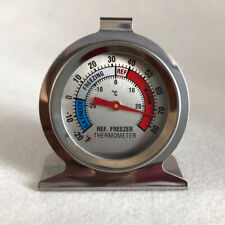 New listing Jq_ Als_ Refrigerator Freezer Thermometer Fridge Dial Type Temperature Gauge G
