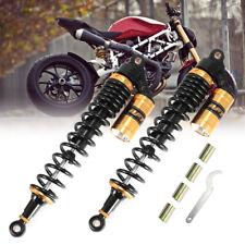 "440mm 17.3"" Motorcycle Rear Air Shock Absorber Gas Suspension for KLX250 Suzuki"