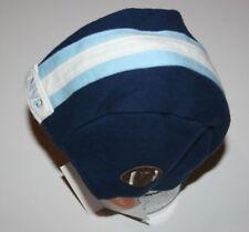 New Gymboree Boys Little MVP Football Helmet Hat Size Newborn Up to 5 pounds