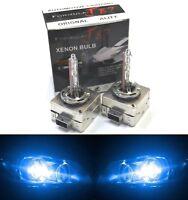 HID Xenon D3S Two Bulbs Head Light 10000K Blue Bi-Xenon Replace Lamp Low Beam