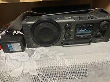 SONY ICF-6000L FM/AM 4 Band Receiver Radio Vintage Portable working Mit Netzteil