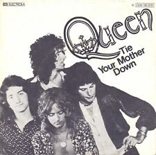 "7"" Queen – Tie Your Mother Down // Germany 1977"