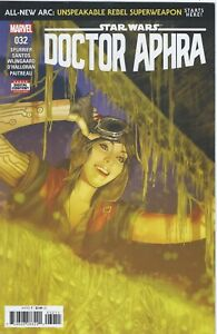 Marvel 2019 STAR WARS DOCTOR APHRA #32 ORIGIN Very Fine Comics 032 Key Disney+