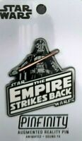 STAR WARS EPISODE V: EMPIRE STRIKES BACK AUGMENTED REALITY PIN BADGE BRAND NEW!