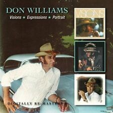 Don Williams - Visions  Expressions  Portrait [CD]