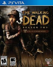 Walking Dead: Season Two  (PlayStation Vita, 2014) BRAND NEW IN THE BOX