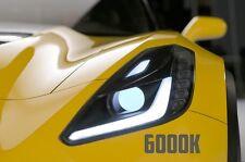C7 Corvette Stingray/Z06 2014+ HID Headlight Low Beam 6000k 8000k Bulbs