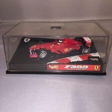 Hot Wheels Ferrari F399 Formula 1 Diecast 1:43 Michael Schumacher 1998 Race Car!