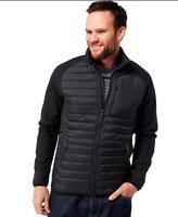 Craghoppers Voyager Hybrid Jacket Coat Mens Size UK Small Black *REF98