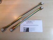 Fit Nissan Qashqai 2007-15 Wiper Motor Linkage Mechanism Socket Repair Rod Kit.