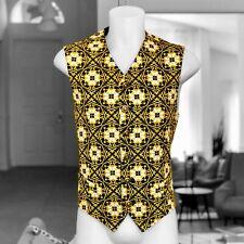 VERSACE CLASSIC V2 cotton vest Medusa & Barocco model size Italian 54