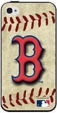 Pangea Brands Boston Redsox Apple iPhone 4 4S Cell Phone Case IP4-MLB-BB-BOX C87