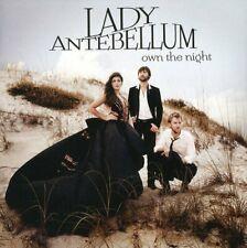 Lady Antebellum - Own The Night [CD]