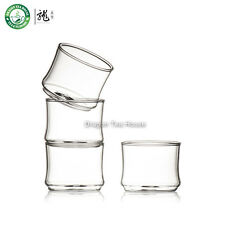 Kung - fu tasse verre clair de bambou shapped commune 50 4