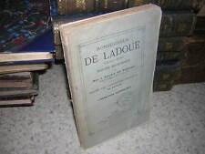 1878.Monseigneur de Ladoue / Tolra de Bordas.libéralisme catholique.Nevers