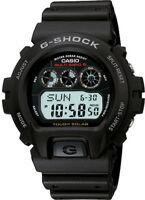 Casio G-Shock Men's Tough Solar Atomic Black Resin Band 50mm Watch GW6900-1
