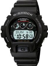 Casio G-Shock Men's Tough Solar Atomic Black Resin Band 41mm Watch GW6900-1