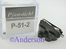 Pfanstiehl P-51-2 GENUINE OLD VERSION CARTRIDGE FOR ASTATIC 51-1 ASTATIC 51-2
