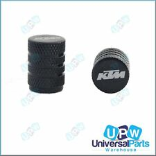 Tyre Wheel Tire Valve Cap Set - KTM 50 / 65 / 85 / 250 / 300 / 350 / 450 exc