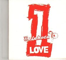 (DP785) Delakota, One Love - 1998 DJ CD