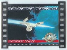 Star Trek Cinema 2000 Galactic Conflix Card GC5 281/1000