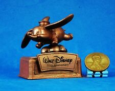 Cake Topper Walt Disney 110th Anniversary Dumbo Cake Topper Display Statue A575